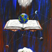 Nostradamus Art Print