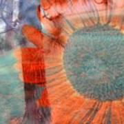 Not Another Sunflower Art Print
