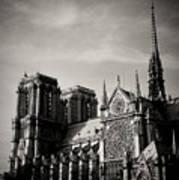 Notre Dame II Art Print