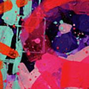 Nova Abstract Art Print