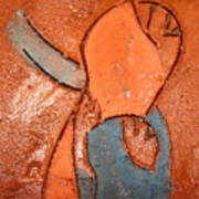 Nsitula - Tile Art Print