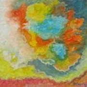 Nuages Art Print