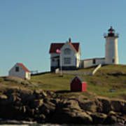 Nubble Light 4 Art Print