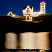 Nubble Stars Art Print