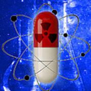 Nuclear Medicine Art Print