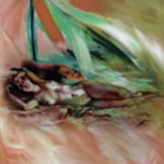 Nude 0221c1 Art Print