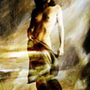 Nude 026e Art Print