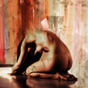 Nude 031g Art Print