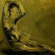 Nude 10jan2016 Art Print