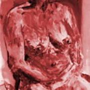 Nude 1.1 Art Print