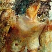 Nude 34 Art Print