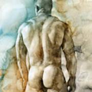 Nude 51 Art Print by Chris Lopez