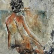 Nude 560121 Art Print