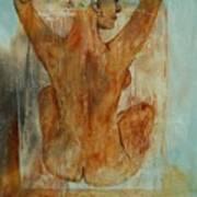 Nude 56901101 Art Print