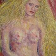 Nude Fantasy Art Print