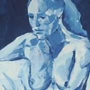 Nude I Art Print