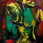 Nude Painting Art Print