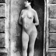 Nude Posing, C1885 Art Print