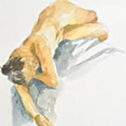 Nude Series Art Print