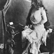 Nude Smoking, 1913 Art Print
