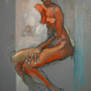 Nude-ste Art Print