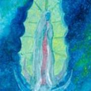 Nuestra Senora De Guadalupe 1 - Our Lady Of Guadalupe 1 Art Print