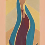 Nuestra Senora Guadalupe Art Print