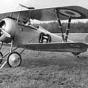 Nungesser's Nieuport 17 Art Print