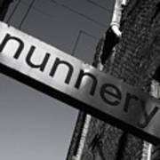 Nunnery 1 Art Print