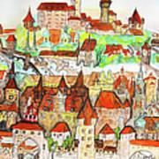 Nuremberg Germany Art Print