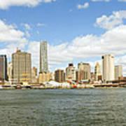 Ny East River Art Print