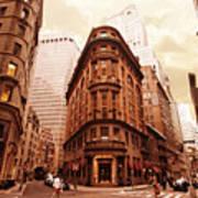 NY2 Art Print