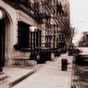Nyc Neighborhood Series Art Print