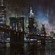 N.y.city Art Print