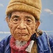O Mr Mountain Baguio Art Print