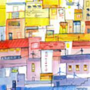 O Town Art Print