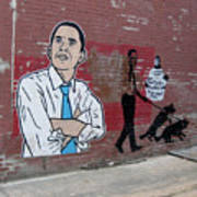 Obama Pride Art Print