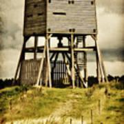 Observation Tower Art Print