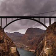 O'callaghan-pat Tillman Memorial Bridge Art Print