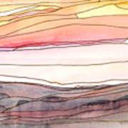 Ocean 8 Art Print