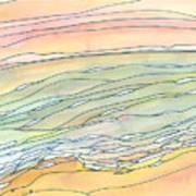 Ocean 9 Art Print
