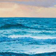 Ocean Art 1 Art Print