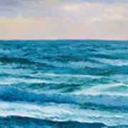 Ocean Art 2 Art Print