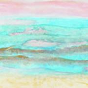 Ocean Haze Art Print