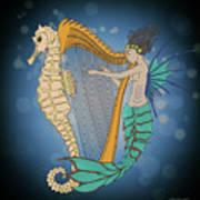 Ocean Lullaby3 Art Print