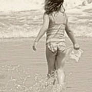 Ocean Moment Art Print