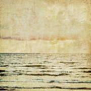 Ocean Scene Art Print