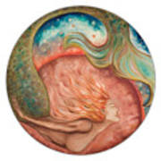 Ocean Spirit Art Print