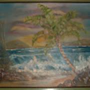 Ocean Storm Art Print