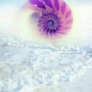 Ocean To Infinity Art Print